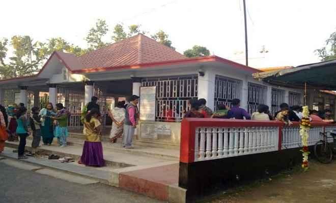 जन्माष्टमी के मौके पर लोकनाथ मंदिर में मची भगदड़, एक की मौत, कई घायल