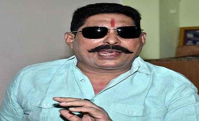 बाहुबली विधायक अनंत सिंह ने दिल्ली के साकेत कोर्ट में किया समर्पण