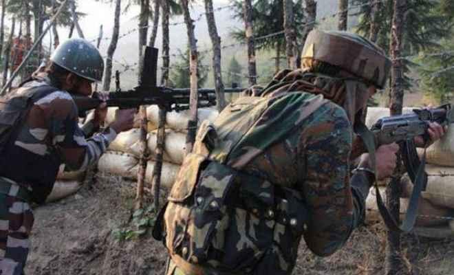 जम्मू-कश्मीर: राजौरी में पाक की गोलीबारी में गोरखा रेजिमेंट का जवान शहीद