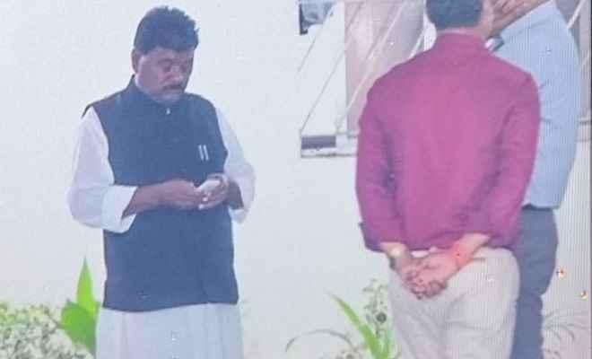 राष्ट्रीय खेल घोटाला मामले में झारखंड के पूर्व खेल पूर्व मंत्री बंधु तिर्की गिरफ्तार