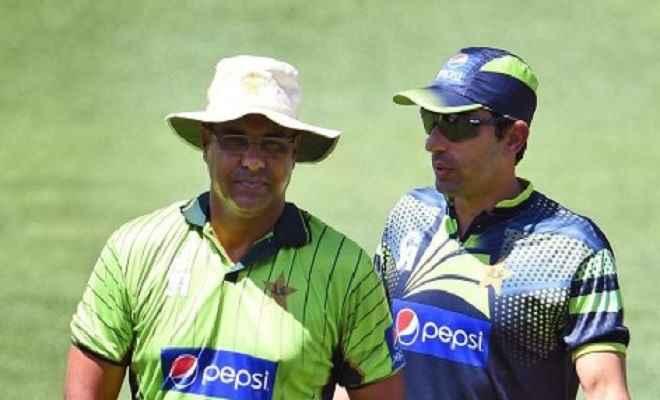 मिस्बाह पाकिस्तान क्रिकेट टीम के मुख्य कोच और चयनकर्ता नियुक्त, वकार यूनिस को मिली ये जिम्मेदारी