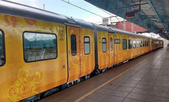 दूसरी ट्रेनों की लेटलतीफी का कारण बना लखनऊ से दिल्ली के बीच चलने वाली तेजस ट्रेन का नया शेड्यूल