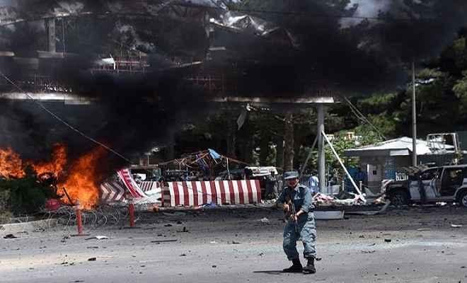 अफगानिस्तान की राजधानी काबुल में भीषण बम धमाका, चार लोगों की मौत, कई घायल