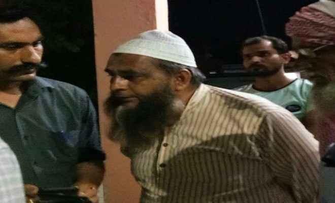 प्रतिबंधित संगठन सिमी के पूर्व राष्ट्रीय अध्यक्ष को गुजरात पुलिस ने आजमगढ़ से दबोचा