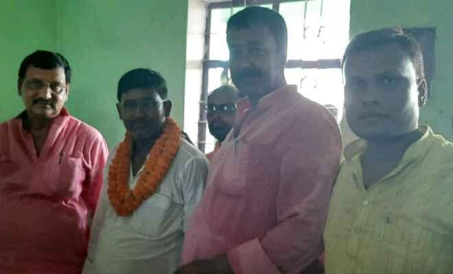 जदयू के सांगठनिक चुनाव सम्पन्न, जय किशोर बने अध्यक्ष