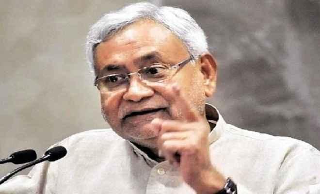 चंद्रयान-2 पर मुख्यमंत्री नीतीश ने कहा-इसरो के वैज्ञानिकों की उपलब्धि पर है गर्व