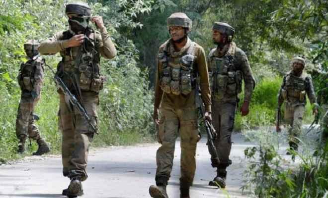 जम्मू कश्मीर: सुरक्षाबलों को मिली बड़ी कामयाबी, लश्कर का टॉप रैंक आतंकी आसिफ ढेर