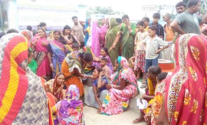 रांची-जयनगर एक्सप्रेस ट्रेन से गिरकर दो सगी बहनों की मौत, घर में मचा कोहराम