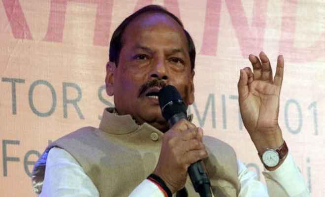 मुख्यमंत्री रघुवर दास पहुंचे मुख्य कार्यक्रम स्थल, पीएम मोदी के आगमन की तैयारियों का किया निरीक्षण