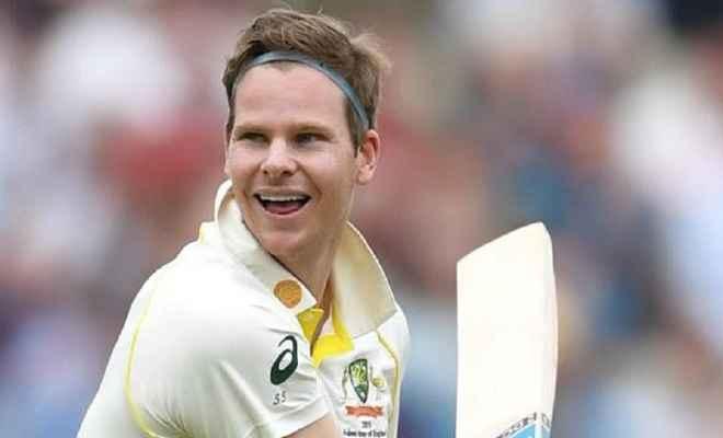 ऑस्ट्रेलियाई बल्लेबाज स्मिथ नंबर वन टेस्ट बल्लेबाज़ रैंकिंग पर बरकरार