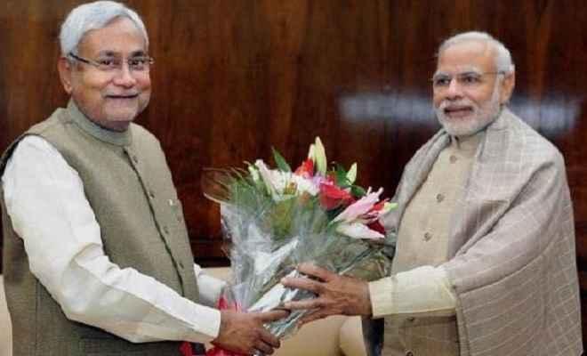 प्रधानमंत्री मोदी का जन्मदिन आज, मुख्यमंत्री नीतीश ने ट्वीट कर दी शुभकामनाएं