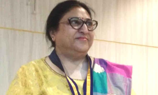 लायंस क्लब ऑफ मोतिहारी कपल की अध्यक्ष बनीं मशहूर चिकित्सक डॉ जसबीर शरण, पूर्व केन्द्रीय मंत्री सांसद राधा मोहन ने बढ़ाई समारोह की शोभा