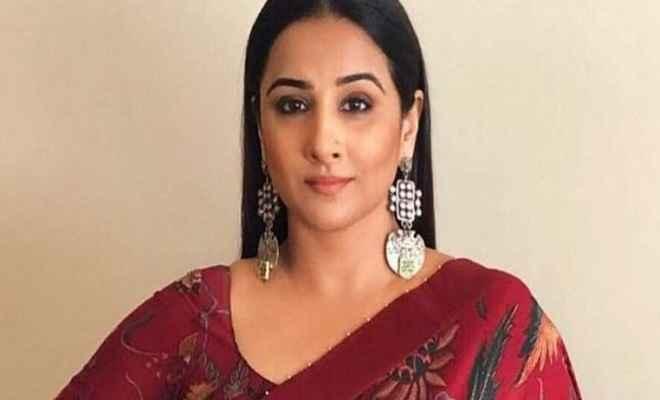 संजीदा अभिनय के लिये मशहूर विद्या बालन की फिल्म 'शकुंतला देवी' का टीजर रिलीज
