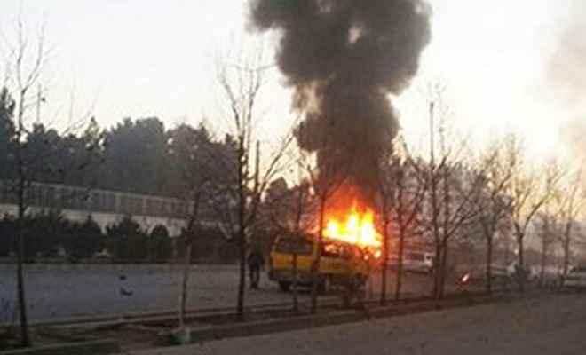 अफगानिस्तान: जाबुल में भीषण बम धमाके में 7 लोगों की मौत, 85 घायल