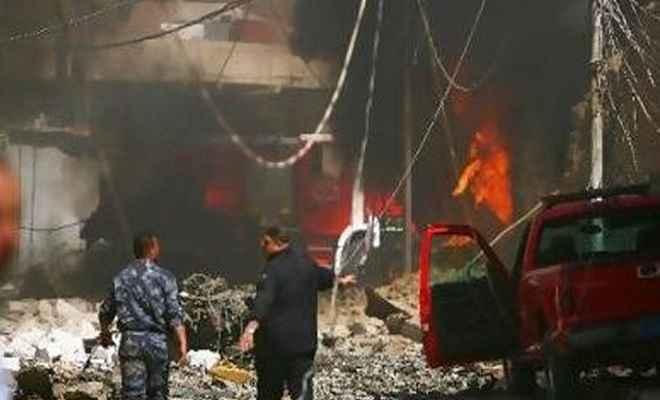 इराक में कर्बला के बाहर भीषण विस्फोट, 12 लोगों की मौत, कई घायल