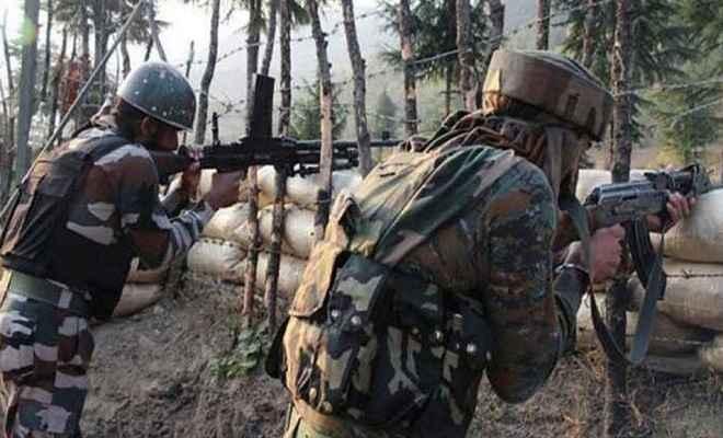 पाकिस्तान ने एक बार फिर किया संघर्ष विराम का उल्लंघन, भारतीय सेना ने दिया करारा जवाब