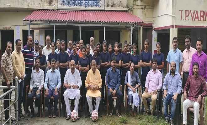 महिला फुटबॉल प्रतियोगिता के लिए बीआरए बिहार विश्वविद्यालय की टीम का तीन दिवसीय प्रशिक्षण प्रारंभ