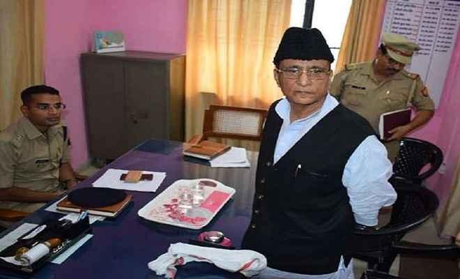 रामपुर में एसआईटी के समक्ष पेश होकर आजम खां ने दर्ज कराया बयान