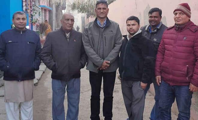 नेपाल के वीरगंज में कर्नल मदन जंग राणा का स्वागत
