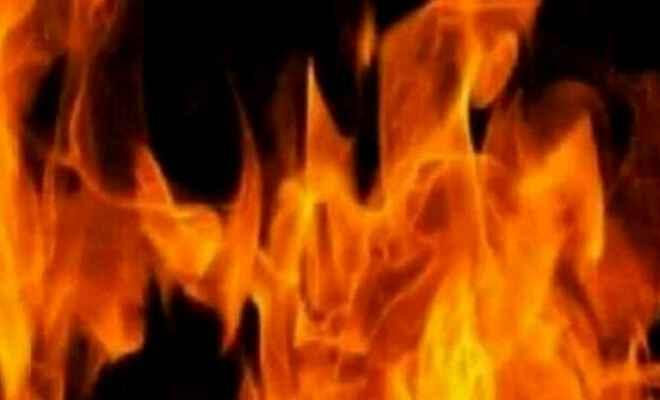 बिहार के वैशाली में शॉर्ट सर्किट से लगी आग, हादसेे में दुकान में सोए 2 मजदूरों की जलने से मौत