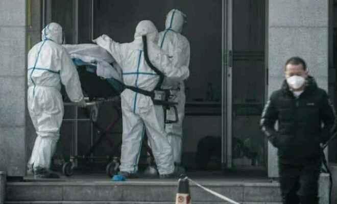 चीन में कोरोना वायरस संक्रमण के कारण सभी बड़े समारोह रद्द