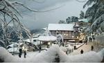 देश के उत्तरी भागों में हल्की वर्षा और बर्फबारी के बाद बढ़ी शीतलहर