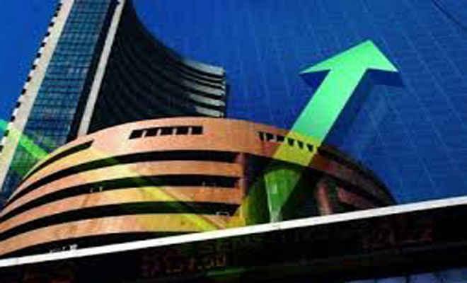 शेयर बाजार: सेंसेक्स 629 अंक उछलकर 38,697 और निफ्टी 175 अंकों की तेजी के साथ 11,422 के स्तर पर बंद