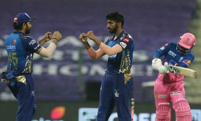 IPL 2020: मुंबई इंडियंस ने राजस्थान रॉयल्स को 57 रनों से हराया, रोहित की अगुवाई में जीत की हैट्रिक