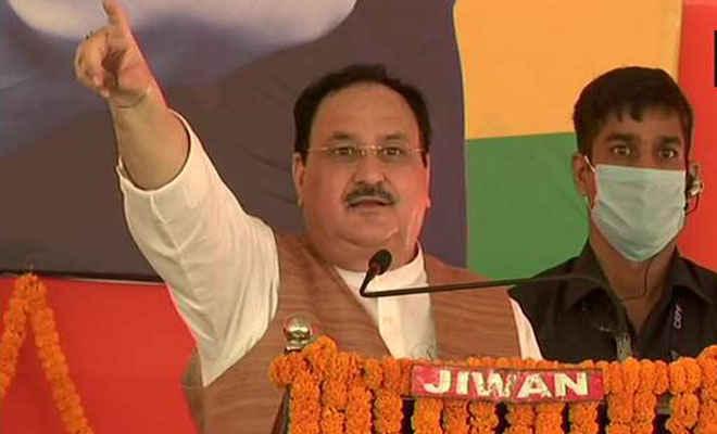 बिहार चुनाव: गया से बीजेपी का चुनावी शंखनाद, जेपी नड्डा ने कहा- मोदी हैं तो मुमकिन है, नीतीश हैं तो प्रदेश आगे बढ़ेगा