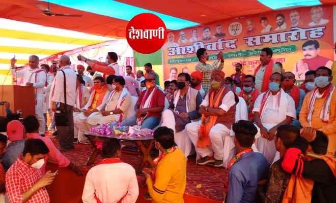 भाजपा के बिहार प्रभारी भूपेन्द्र यादव ने कहा- इस बार का इलेक्शन बिहार की दृष्टि से बहुत बड़ा चुनाव होने जा रहा