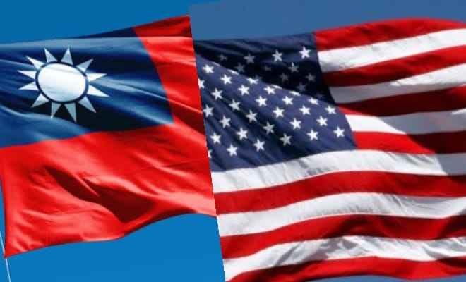 ताइवान को लगभग एक अरब 80 करोड़ डॉलर मूल्य की हथियार प्रणालियां बेचने को अमरीकी विदेश मंत्रालय ने दी मंजूरी