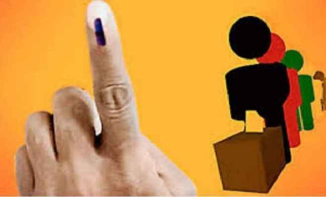 बिहार विधानसभा चुनाव के पहले चरण में 53 प्रतिशत से अधिक मतदान, सबसे अधिक धौरइया में 62.5 व कटोरिया में 60.97 प्रतिशत