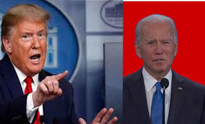 अमरीका में राष्ट्रपति पद के चुनाव 3 को,  प्रचार के अंतिम दिन डॉनल्ड ट्रंप और जो बाइडेन मतदाताओं को अपने पक्ष में करने के लिए जोरशोर से जुटे