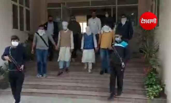 जैश-ए-मुहम्मद के दो संदिग्ध आतंकियों को दिल्ली पुलिस की स्पेशल सेल ने किया गिरफ्तार