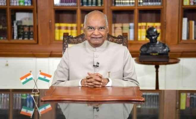 राष्ट्रपति ने कहा- भारतीयता ही जे एन यू की पहचान है और इसे लगातार मजबूत किया जाना चाहिए