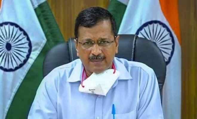 कोविड-19: मुख्यमंत्री अरविन्द केजरीवाल ने आज नई दिल्ली में सर्वदलीय बैठक की