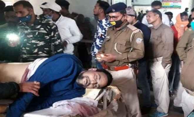 झारखंड: शादी में हुई फायरिंग से रांची के भवन निर्माण विभाग के बड़े ठेकेदार अरविंद कुमार सिंह की मौत