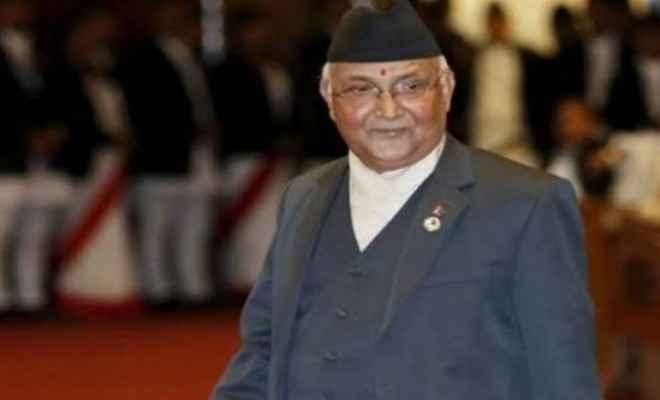 नेपाल: संसद भंग करने की सिफारिश प्रधानमंत्री के.पी. शर्मा ओली ने की