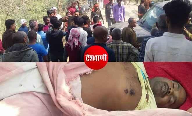 समस्तीपुर : कल्याणपुर में आलू खेत देखने जा रहे किसान की गोली मार कर दी हत्या
