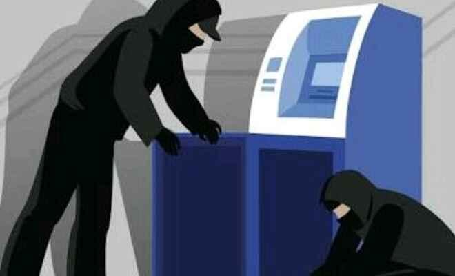 बिहार के बोधगया में स्टेट बैंक के एटीएम से अपराधियों ने उड़ाए 25 लाख रुपए