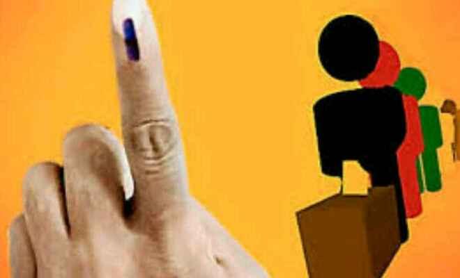 दिल्ली में कल विधानसभा चुनाव में कुल 62.59% हुआ मतदान