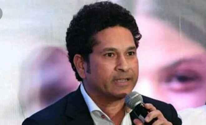 लॉरियस बेस्ट स्पोर्टिंग मोमेंट के लिए चुने गय भारत के महान क्रिकेट खिलाड़ी सचिन तेंदुलकर