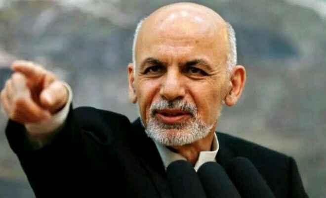 अशरफ गनी अफगानिस्तान के नए राष्ट्रपति चुने गए