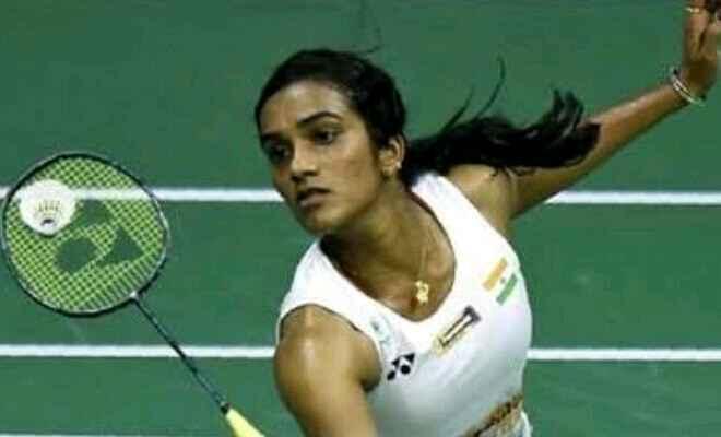 पी.वी. सिंधु ऑल इंग्लैंड बैडमिंटन चैंपियनशिप महिला सिंगल्स के क्वार्टर फाइनल में पहुंची