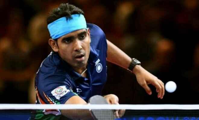ओमान ओपन टेबल टेनिस टूर्नामेंट का पुरूष सिंगल्स खिताब भारत के अचंता शरत कमल ने जीता