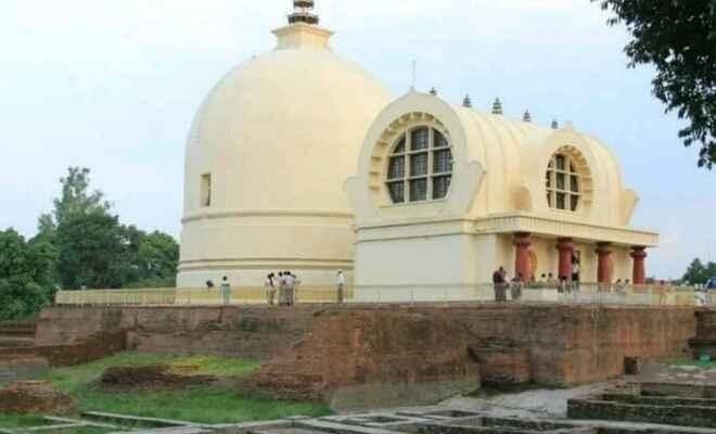 कुशीनगर में कोरोना वायरस के कारण भारतीय पुरातत्व सर्वेक्षण विभाग ने महापरिनिर्वाण मंदिर को 31 मार्च तक किया बंद