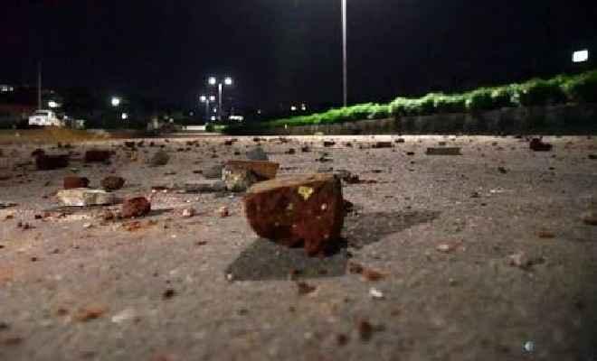 मानवता शर्मसारः बिहार के मधुबनी में तब्लीगी जमात के समर्थकों ने किया हमला, पथराव में चार पुलिसकर्मी घायल