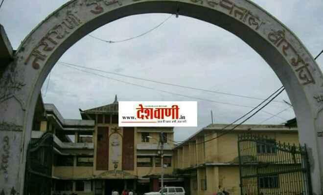 नेपाल के बीरगंज स्थित आइसोलेशन वार्ड से फरार दो कोरोना संक्रमितों को पुलिस ने तिलावे पुल के पास पकड़ा