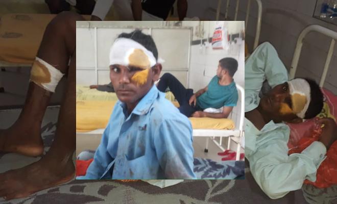 मोतिहारी के ढेकहां में युवक की पिटाई व अपमानित करने का वीडियो वायरल होने पर हिंसक झड़प, एक दर्जन जख्मी