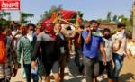 सिक्किम में शहीद जवान पिंटू का बेतिया के मझौलिया में पूरे सम्मान के साथ अंतिम संस्कार, माता-पिता ने कहा- पुत्र की शहादत पर गर्व